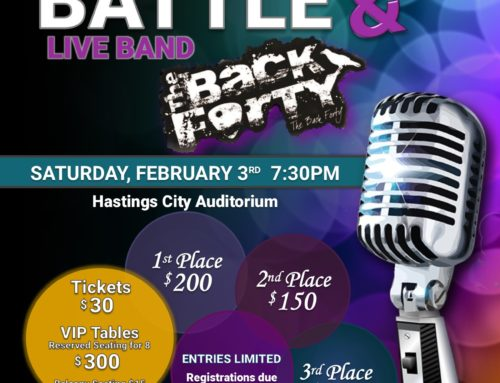Lip Sync Battle and Live Band