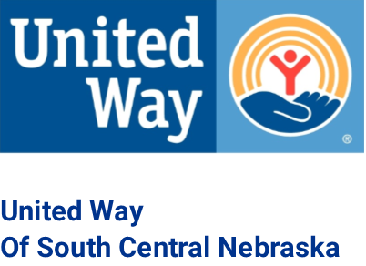 United Way of South Central Nebraska Mobile Logo