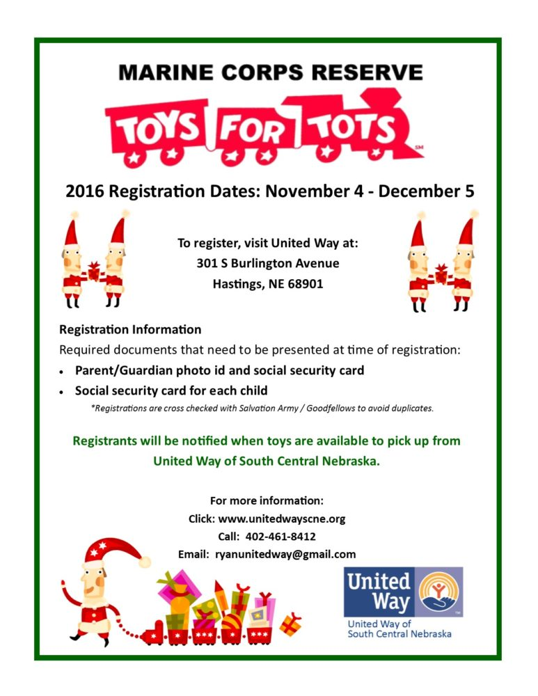 Toys For Tots 2017 Registration : Salvation army toy registration wow