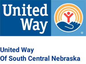 United Way of South Central Nebraska Retina Logo