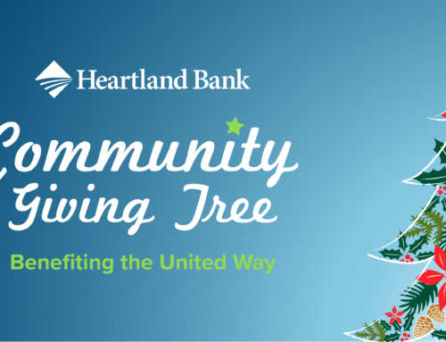 Heartland Bank Giving Tree