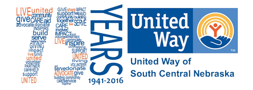 United Way of South Central Nebraska Mobile Retina Logo