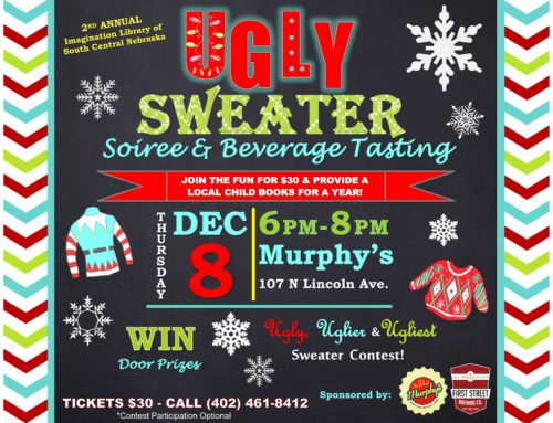 2nd Annual Ugly Sweater Soiree